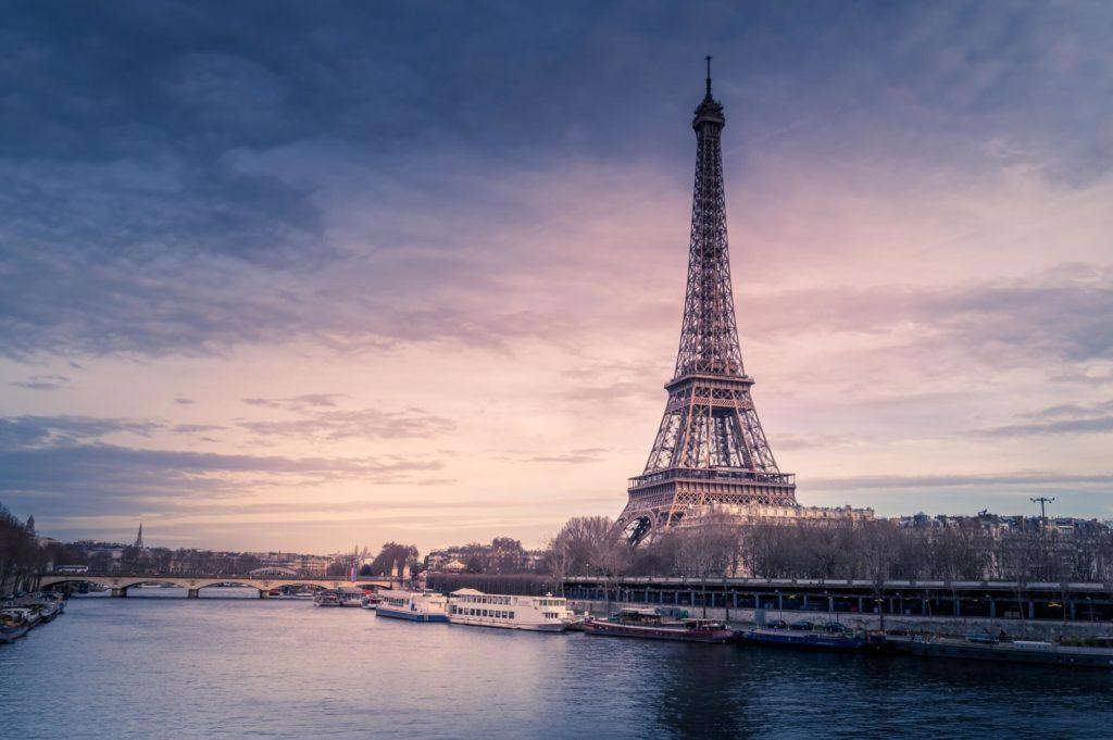 Eifelturm Paris Frankreich